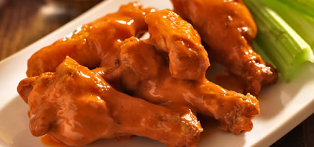Hot Wings with Adobo