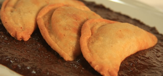 Turnovers with Mole